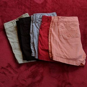 rue21 Colored Shorts Bundle | 5 Pairs
